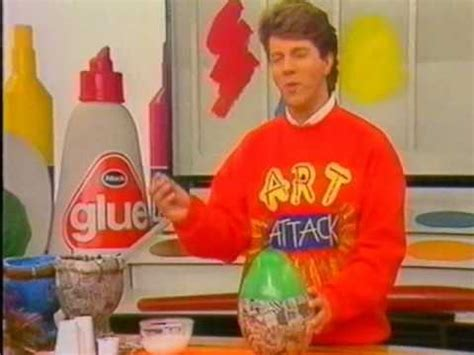 this is art attack
