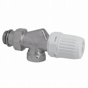 Tete De Robinet Radiateur : robinet de radiateur querre inverse thermostatisable ~ Dailycaller-alerts.com Idées de Décoration