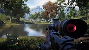 Far Cry 4 - The Best Sniper Rifle - YouTube