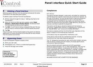 Icontrol Networks Smctb01z Zigbee Alarm Takeover Module