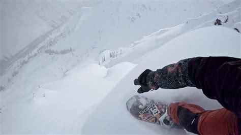 gopro snow travis rices dream   karma grip   youtube