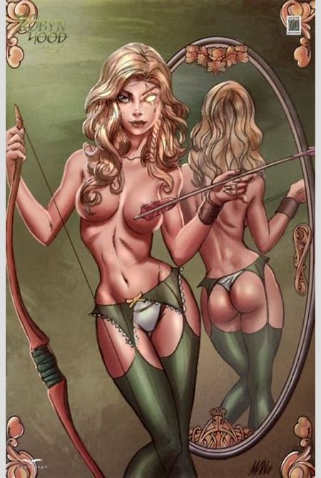 Grimm Fairy Tales Presents: Robyn Hood - Wanted 1 (Zenescope Entertainment, Inc ...