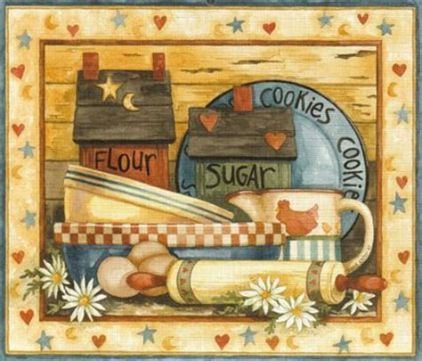 Baú de Figuras: Imagens Cozinha Decoupage