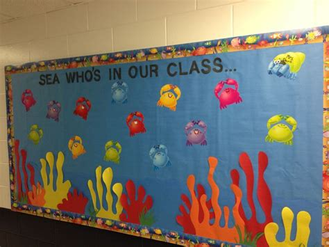 17 Best Images About Ocean Themed Classroom On Pinterest