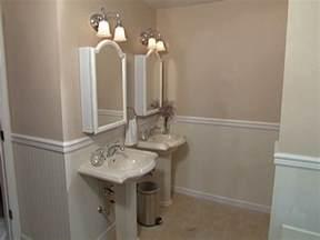 bathroom trim ideas future house design bathroom beadboard design