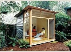 15 Modern Sheds For the Move Home to Mom TreeHugger