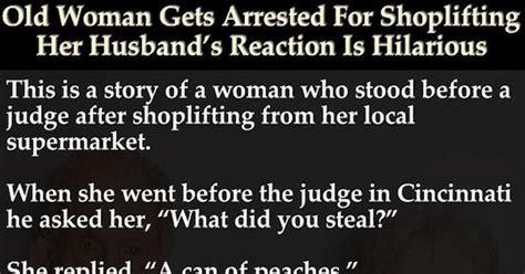 year  woman  arrested  shoplifting