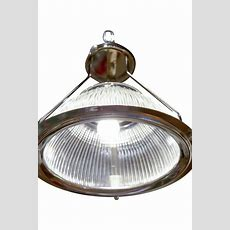 French Warehouse Light Fixtures Original Glass And