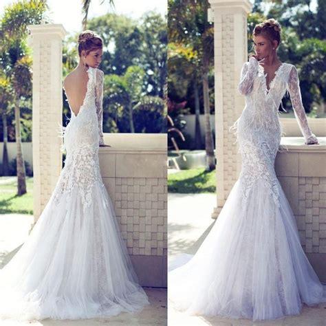 robe mariage dentelle dos nu