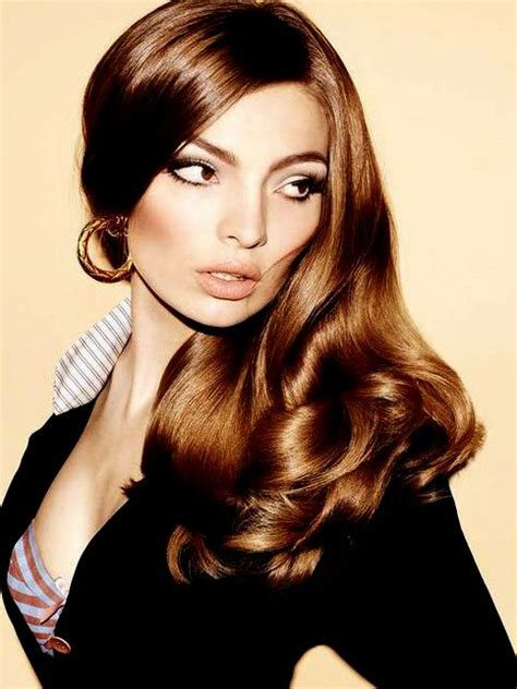 How To Get Shiny Brown Hair by 47 Best Glossy Shiny Hairstyles Images On