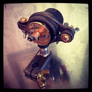 24 best images about handmade rotary tattoo machine ideas ...