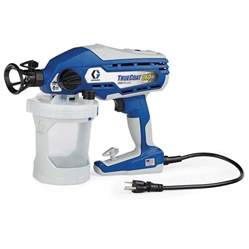 shop graco truecoat 360ds electric handheld airless paint sprayer at lowes