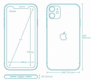 Apple Iphone 11  The Technical Features In Detail