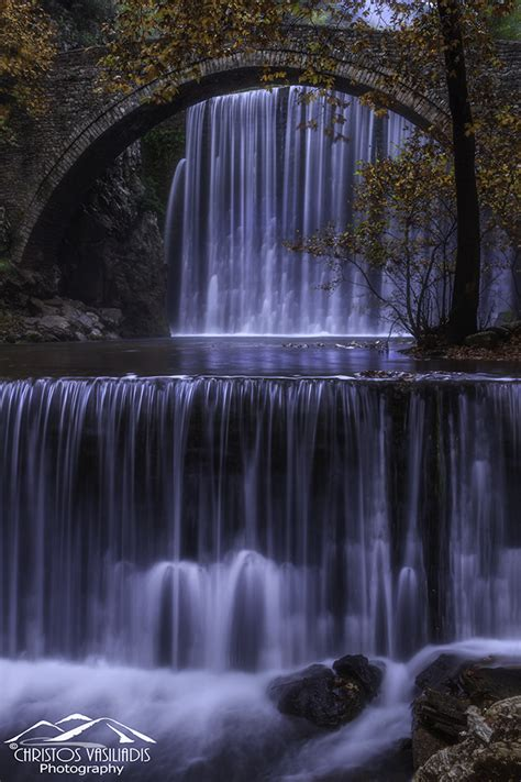 The Most Impressive Waterfalls Greece Cultour