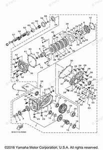 Yamaha Atv 2016 Oem Parts Diagram For Drive Shaft