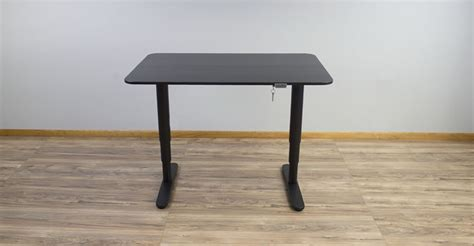 ikea standing desk review ikea bekant electric sit to stand desk review rating