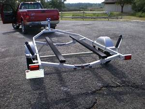 Make A Pair Of Bunk Glides For Your Boat Trailer  4 Steps
