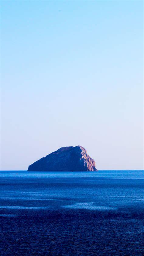 water ocean island iphone wallpaper idrop news