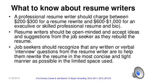 certified professional resume writer canada college