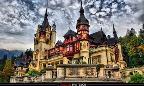 spectacular peles castle  romania part  family holidaynetguide  family holidays