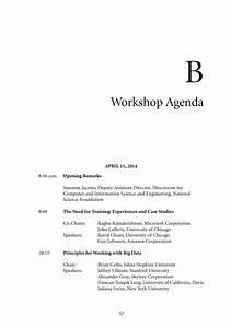 Appendix B: Workshop Agenda