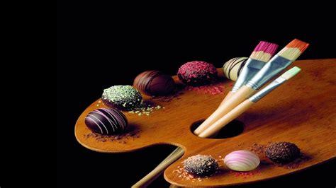 arte, Pintura, Tablero, Colores, Pinceles Wallpapers HD ...