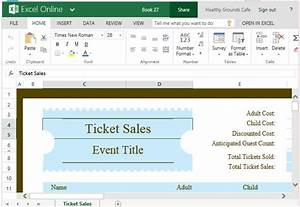 ticket template mac With ticket template for mac
