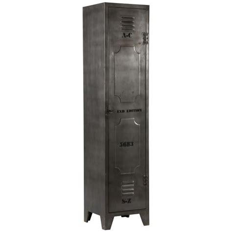 Armoire 1 Porte En Acier Atelier Metal  Achat Vente