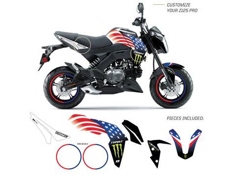 Kawasaki Z125 Pro Backgrounds by Patriot Z125 Pro