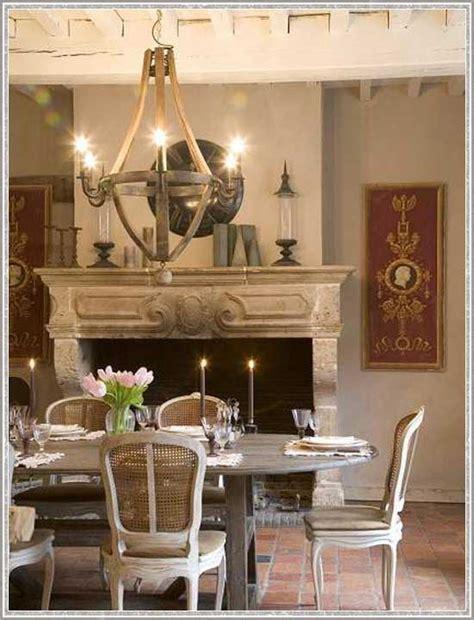 Rustic & Romantic Dining Rooms