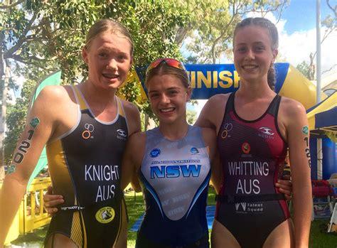 school sport australia triathlon results