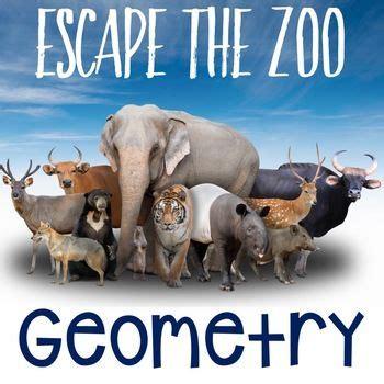 geometry escape  geometry breakout project distance