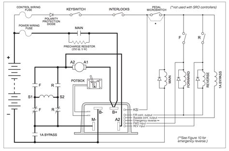 control of a d c motor reversing contactor electrical engineering stack exchange