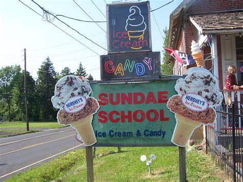 day  sundae school ice cream shop paul rosso