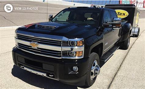 2019 Chevrolet Silverado 3500hd Crew Cab  New Info