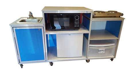 portable kitchen sink mobile kitchen with portable sink model pk 001 monsam 1609