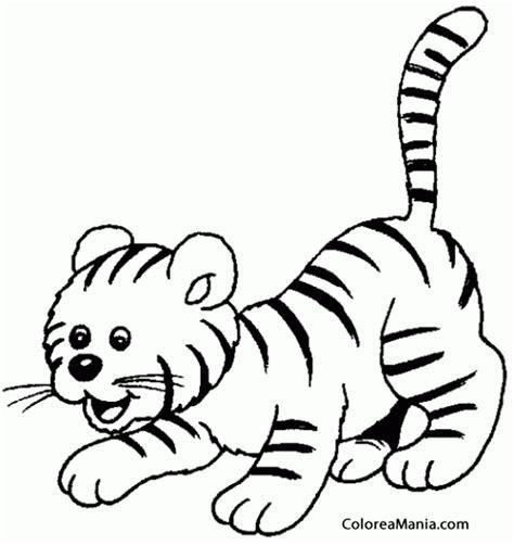 dibujos para colorear animales de la jungla