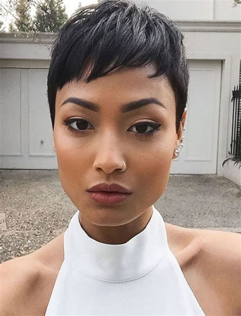 Pixie Cut Hairstyles For Black by 53 Pixie Hairstyles For Haircuts Stylish Easy To