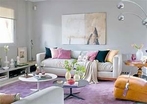 Salon deco de temperament haut en couleurs for Salon deco de temperament haut en couleurs