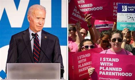 joe biden  turn  democrat reverses abortion position wadnews