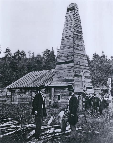 first american oil well american oil gas historical