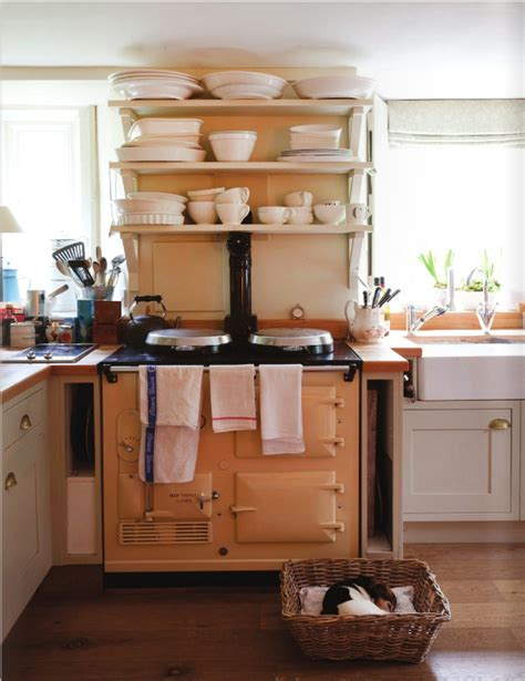 Shabby Chic Kitchens  Decorology Small Kitchens That