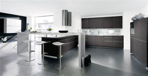 salon cuisine design separation cuisine americaine et salon
