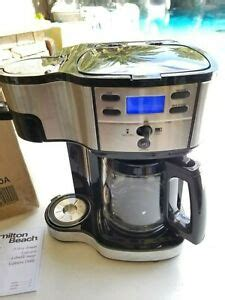 While i believe this coffee maker was originally made in the usa, it is now manufactured in china. Hamilton Beach 2-Way Brewer Coffee Maker Single Serve ...