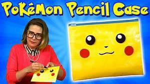 Pokemon DIY Pencil Case