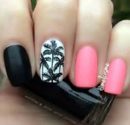 Palm tree nail art ideas nenuno creative
