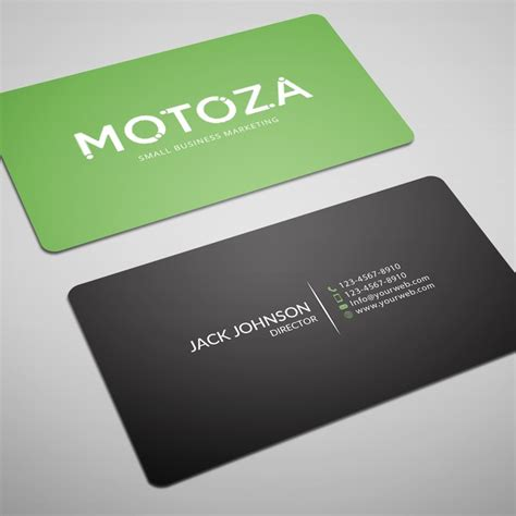 Search Marketing Company by Business Card Design For Search Marketing Company By I Am