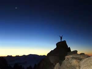 Mountain Climbing Success