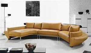 Ultra modern camel leather sectional sofa set sectional for Ultra modern leather sectional sofa set