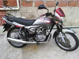 Kawasaki Moto 125 Wind